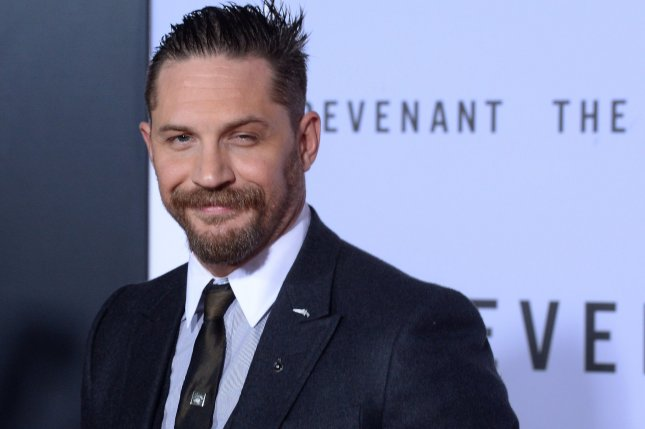 Cast member Tom Hardy attends the premiere of the motion picture Western thriller The Revenant in Los Angeles on December 16, 2015. Hardy will return for a second season of the FX and BBC series Taboo. File Photo by Jim Ruymen/UPI
