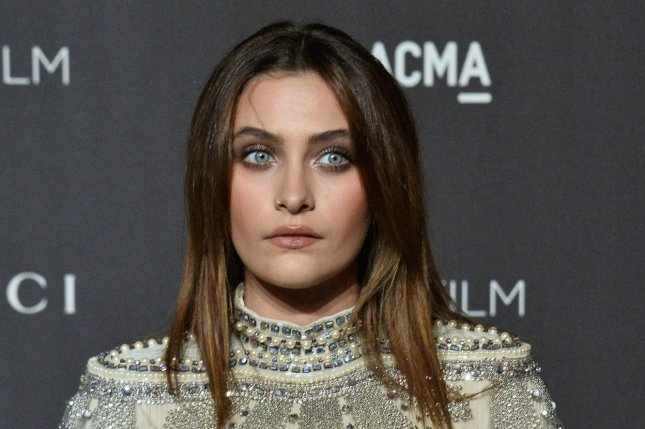 Paris Jackson is reportedly seeking help at a mental health facility. File Photo by Jim Ruymen/UPI