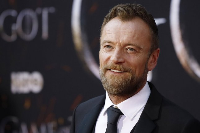 Richard Dormer will star in The Watch, a BBC America series based on Terry Pratchett's Discworld novels. File Photo by John Angelillo/UPI