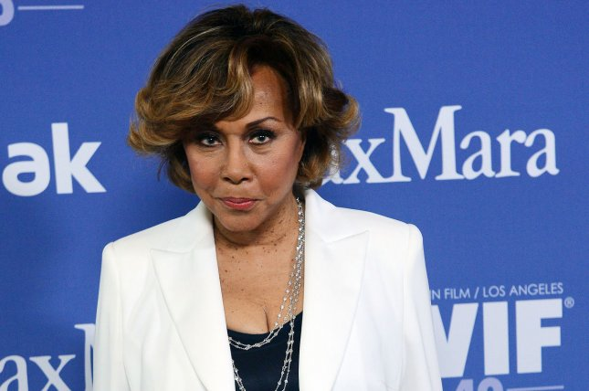 Diahann Carroll, a pioneering actress who played Julia Baker on Julia and Dominique Deveraux on Dynasty, died Friday. File Photo by Jim Ruymen/UPI