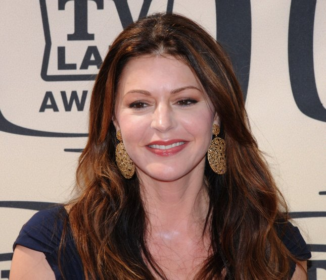 Actress Jane Leeves attends the 8th annual TV Land Awards at Sony Studios in Culver City, California on April 17, 2010. UPI/Jim Ruymen