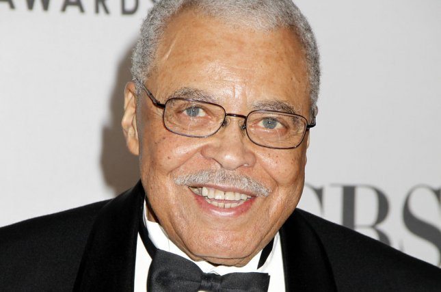 James Earl Jones arrives for the 2012 Tony Awards in New York on June 10, 2012. Jones is to star in the live-action version of his animated movie The Lion King. File Photo by Laura Cavanaugh/UPI