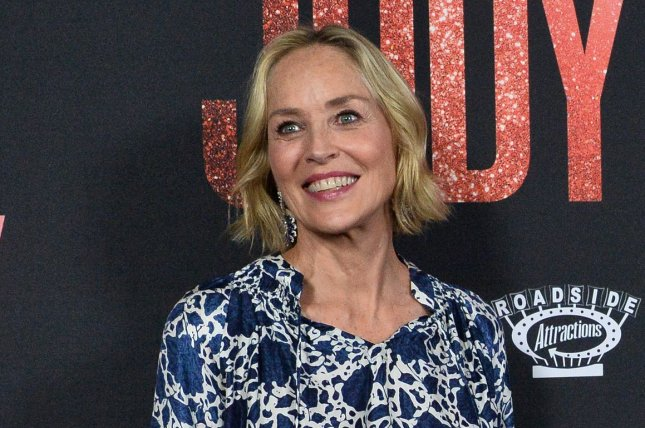 Sharon Stone's Bumble account has been restored after the actress said that she was blocked from the dating app. File Photo by Jim Ruymen/UPI