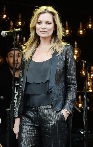 Kate Moss will cameo in BBC holiday special 'The Boy in the Dress.' (UPI/ Rune Hellestad)