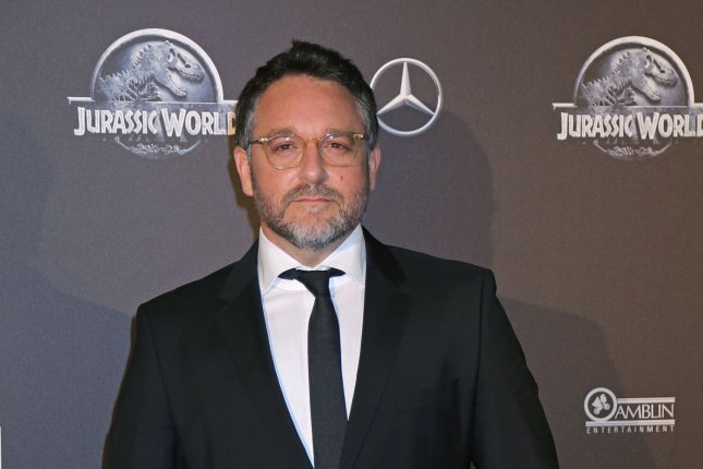 Colin Trevorrow directed a new Jurassic World short airing Sunday, Sept. 15 on FX. File Photo by David Silpa/UPI.