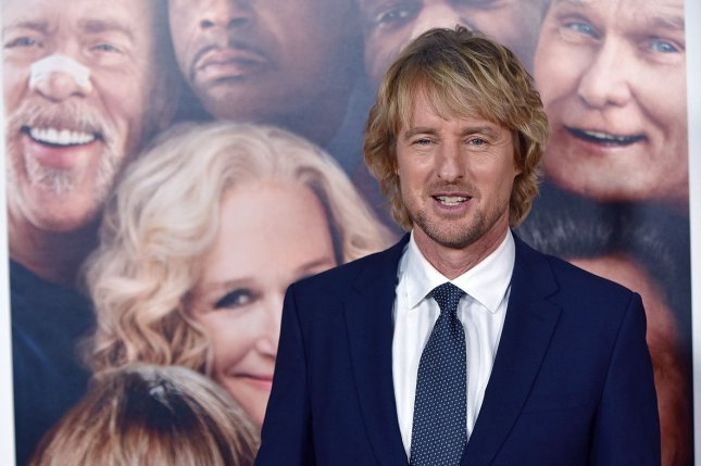 Owen Wilson attends the world premiere of Father Figures at the TCL Chinese Theatre in Los Angeles on December 13, 2016. The actor turns 51 on November 18. File Photo by Christine Chew/UPI