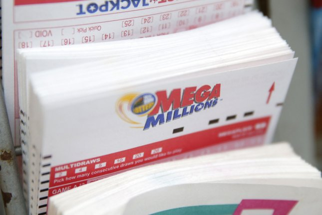 Samir Mazahem, 56, of Dearborn Heights, Mich., accidentally bought two identical tickets for the same Mega Millions drawing and ended up winning $1 million twice. File Photo by John Angelillo/UPI