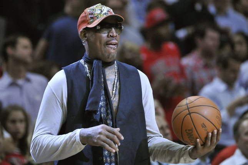 Steve Kerr zings Dennis Rodman regarding rant about players resting