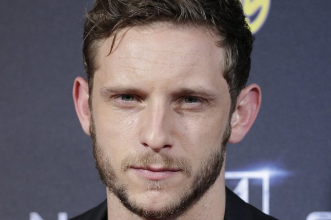 Jamie Bell arrives on the red carpet at the Fantastic Four premiere in New York City on August 4, 2015. Bell's AMC drama TURN will return for a fourth and final season on June 17. File Photo by John Angelillo/UPI