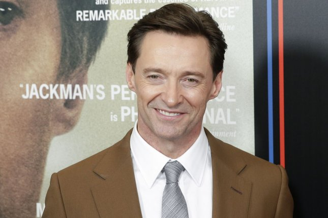 Hugh Jackman has announced an arena tour where he will perform songs from musicals such as The Greatest Showman. File Photo by John Angelillo/UPI
