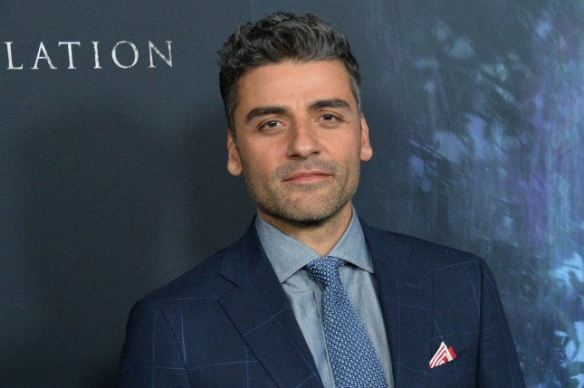 Oscar Isaac voices Gomez Addams alongside Charlize Theron as Morticia Addams in the first teaser for The Addams Family. File Photo by Jim Ruymen/UPI