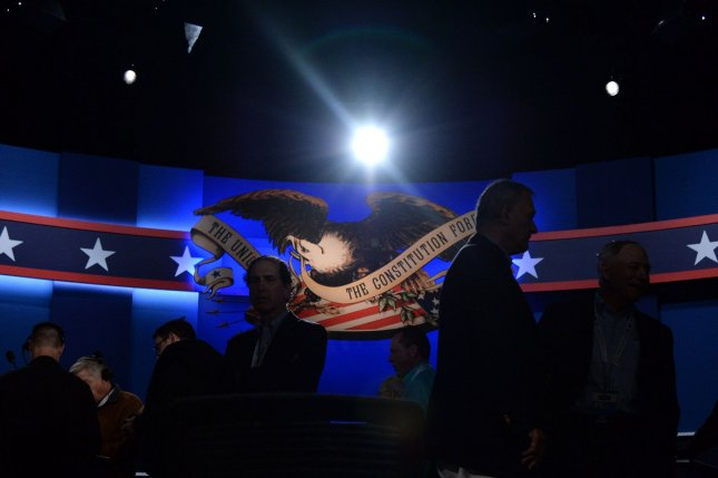 The first Democratic presidential debates will take place in Miami in June. File Photo by Kevin Dietsch/UPI