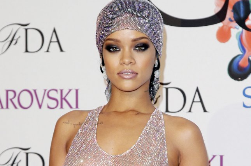 Rihanna in a June 2014 UPI file photo.