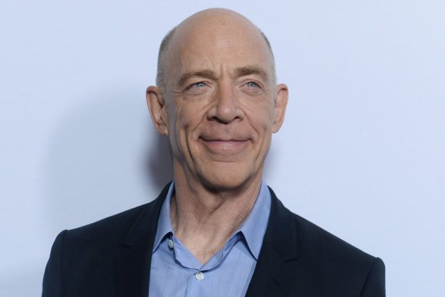 Cast member J.K. Simmons attends the premiere of the motion picture sports comedy Break Point in Los Angeles on August 6, 2015. Photo by Jim Ruymen/UPI