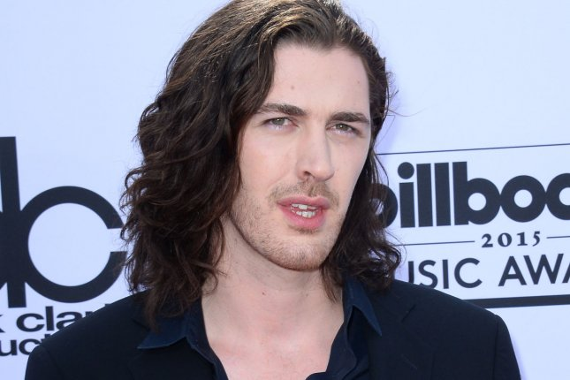 Hozier attends the Billboard Music Awards in Las Vegas on May 17, 2015. File Photo by Jim Ruymen/UPI