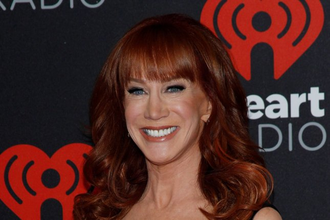 Kathy Griffin at the iHeartRadio Music Festival on September 24. File Photo by James Atoa/UPI