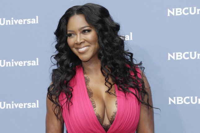 Kenya Moore shared a ultrasound video after announcing she's expecting with Marc Daly. File Photo by John Angelillo/UPI