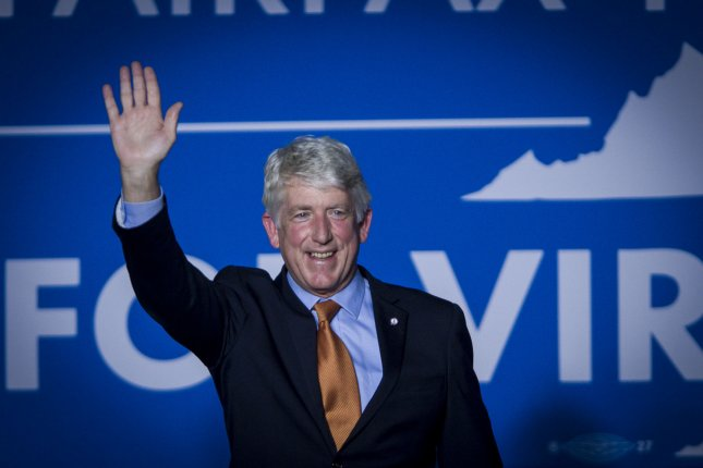 Virginia Attorney General Mark Herring, shown here at a 2017 campaign event, announced Wednesday he was suing the Sackler family and Purdue Pharma over the opioid crisis. Photo by Pete Marovich/UPI