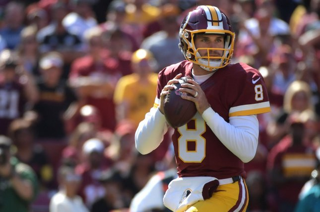 5043e73b7 Washington Redskins quarterback Kirk Cousins could receive the franchise tag  again this year if the team and Cousins do not work ...