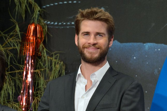 Liam Hemsworth attends the Japan premiere for the film Independence Day: Resurgence in Tokyo on June 30, 2016. The actor turns 29 on January 13. File Photo by Keizo Mori/UPI