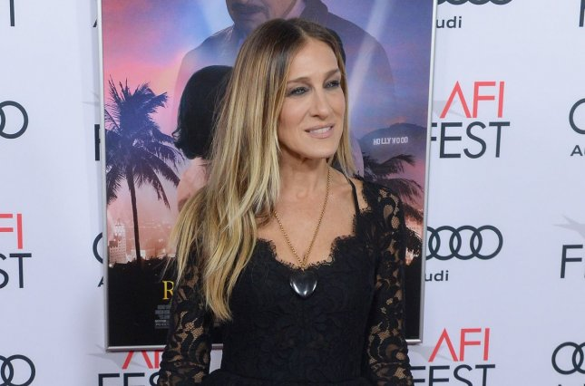 Divorce star Sarah Jessica Parker attends the premiere of the motion picture dramatic comedy Rules Don't Apply in Los Angeles on November 10, 2016. Photo by Jim Ruymen/UPI