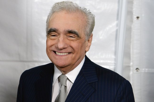 Martin Scorsese is to be honored at next month's TCM Classic Film Festival. File Photo by Jim Ruymen/UPI