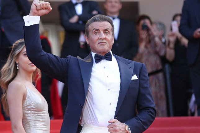 Sylvester Stallone returns to his iconic role in Rambo: Last Blood. File Photo by David Silpa/UPI