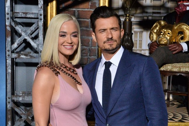 Katy Perry and Orlando Bloom are expecting a daughter this summer. File Photo by Jim Ruymen/UPI