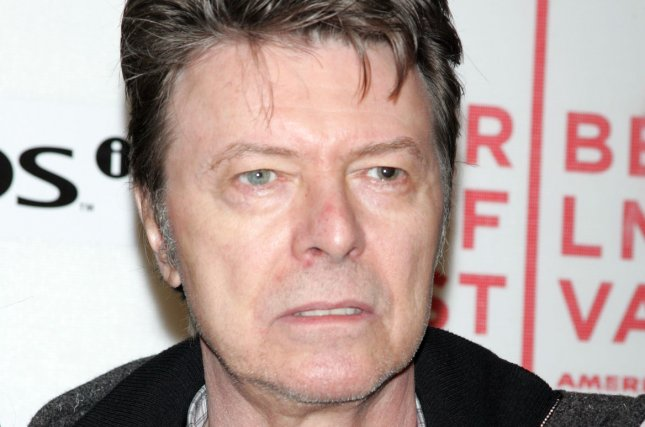 David Bowie's stage show Lazarus will stream next weekend in honor of the fifth anniversary of his death. File Photo by Laura Cavanaugh/UPI