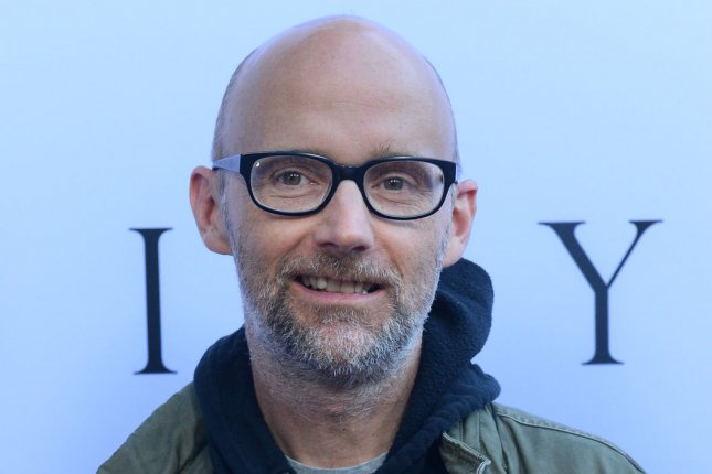 Moby has released a music video for Natural Blues (Reprise Version) featuring Gregory Porter and Amythyst Kiah. File Photo by Jim Ruymen/UPI