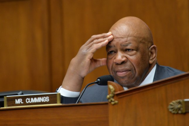 Rep. Elijah Cummings, D-Md., will serve as the ranking member on the House Select Committee on Benghazi. UPI/Kevin Dietsch
