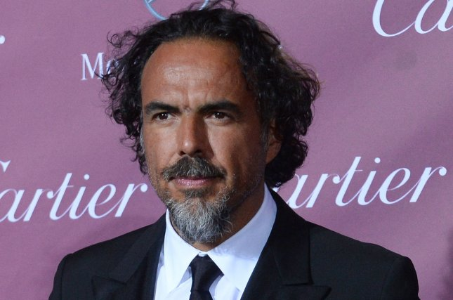 Director Alejandro Gonzalez Inarritu attends the 26th annual Palm Springs International Film Festival awards gala at Palm Springs Convention Center in Palm Springs, California on January 3, 2015. Photo by Jim Ruymen/UPI