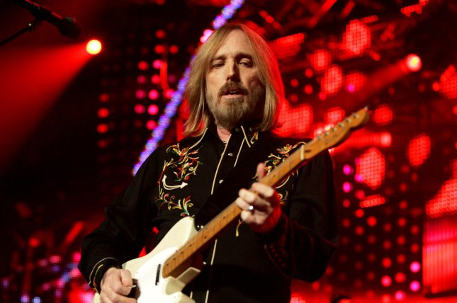 Tom Petty admits to being addicted to heroin in the new book Petty: The Biography. File photo by Laura Cavanaugh/UPI