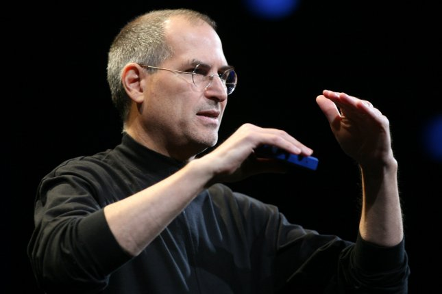 Fewer than one in five pancreatic cancer patients are given a blood test for elevated levels of a tumor marker can indicate the seriousness of pancreatic cancer and help doctors determine treatment options with better outcomes. Apple CEO Steve Jobs, pictured, died in 2011 due to pancreatic cancer. Historically, only about 7 percent of pancreatic cancer patients have lived at least five years after diagnosis. File photo by Terry Schmitt/UPI