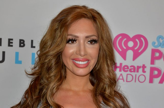 Farrah Abraham at the iHeartRadio Summer Pool Party concert on May 21. File Photo by Johnny Louis/UPI