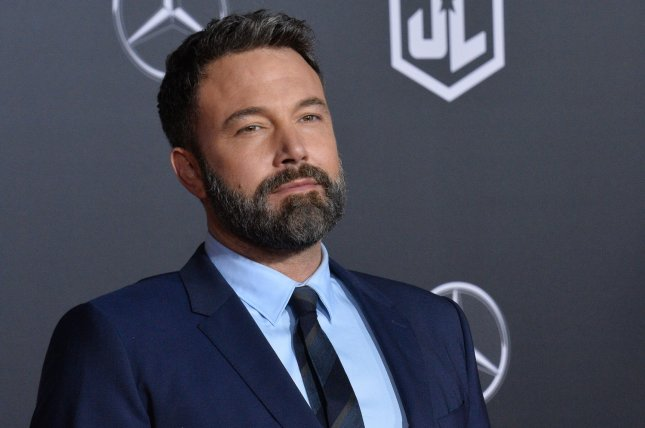 Ben Affleck attends the Los Angeles premiere of Justice League on November 13, 2017. File Photo by Jim Ruymen/UPI