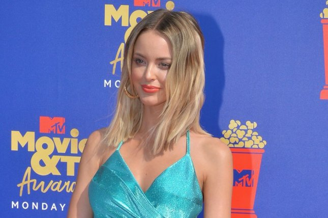Kaitlynn Carter explained how her relationship with Miley Cyrus helped her discover her sexuality. File Photo by Jim Ruymen/UPI