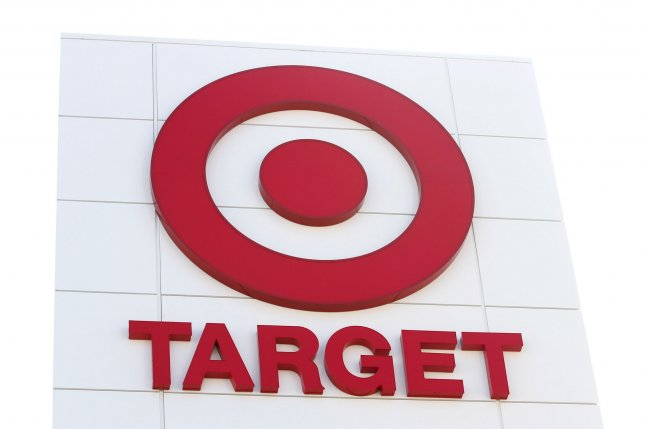 A Target logo is seen at a Target store in Sunnyvale, California on April 9, 2010. UPI/Mohammad Kheirkhah