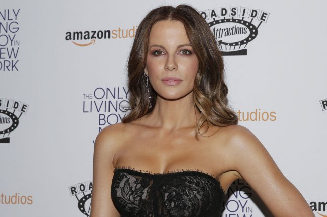 Kate Beckinsale has signed on to star in the new ITV/Amazon drama The Widow. File Photo by John Angelillo/UPI