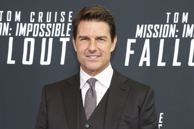 Top Gun: Maverick star Tom Cruise. Paramount has delayed the film close to one year. File Photo by Oliver Contreras/UPI
