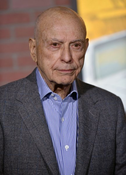 Sandy Kominsky will lose his agent, Norman Newlander, played by Alan Arkin (shown) in the final season of the Netflix series The Kominsky Method. File Photo by Chris Chew/UPI
