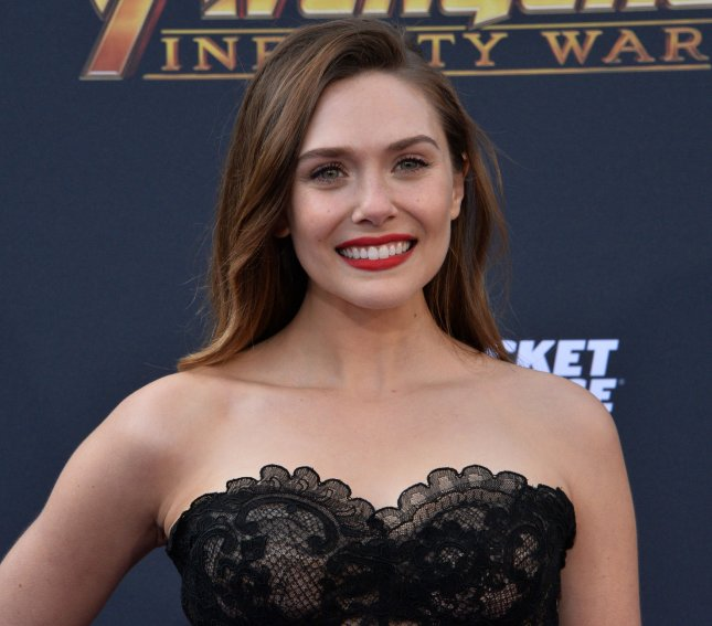 Elizabeth Olsen is set to star in the HBO Max limited series, Love and Death. File Photo by Jim Ruymen/UPI.