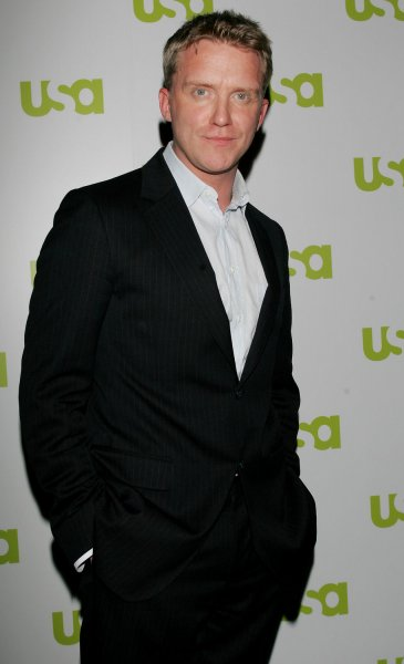 Anthony Michael Hall of the show Dead Zone attends the USA Network 2007 Upfront event for new and returning programs which will be part of the cable television's upcoming lineup on March 28, 2007 in New York City. (UPI Photo/Monika Graff).