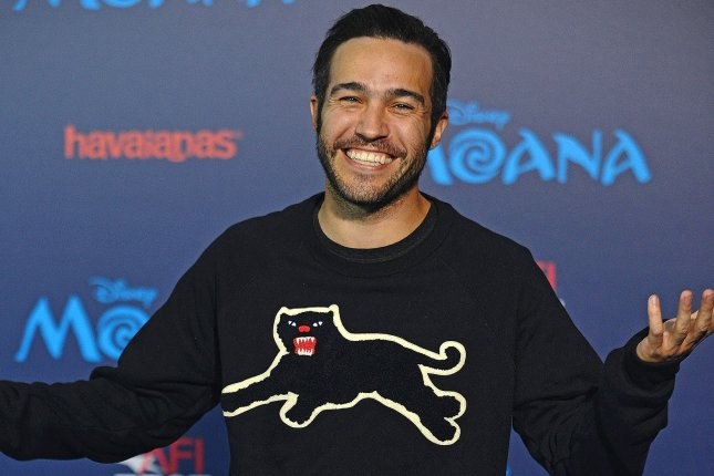 Did Pete Wentz name his baby after a comic book character?