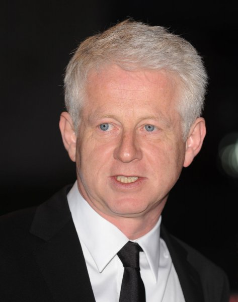 Red Nose Day co-creator Richard Curtis attends the world premiere of The Boat That Rocked in London on March 23, 2009. File Photo by Rune Hellestad/UPI