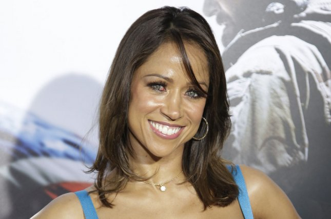 Stacey Dash arrives on the red carpet at the American Sniper New York premiere on December 15, 2014. File Photo by John Angelillo/UPI