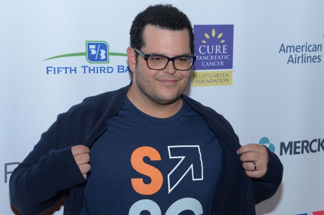 A Dog's Purpose star Josh Gad, seen here at the 5th biennial Stand Up To Cancer fundraising event on September 9, has spoken out against the leaked behind-the-scenes footage of the film calling it disturbing. File Photo by Jim Ruymen/UPI