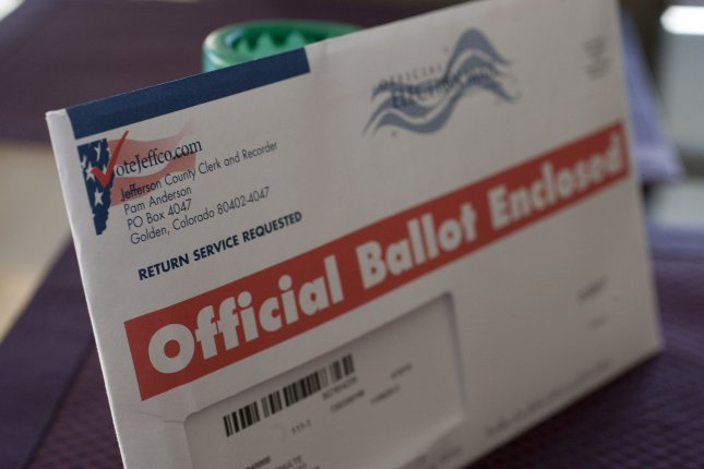 The Supreme Court on Wednesday ruled to allow both Pennsylvania and North Carolina to extend the deadlines to accept absentee ballots beyond Election Day on Nov. 3. Photo by Gary C. Caskey/UPI