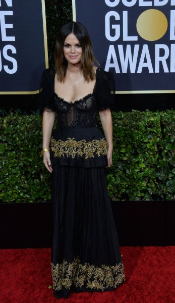 Rachel Bilson attends the 77th annual Golden Globe Awards honoring the best in film and American television at the Beverly Hilton Hotel in California on January 5, 2020. The actor turns 40 on August 25. File Photo by Jim Ruymen/UPI
