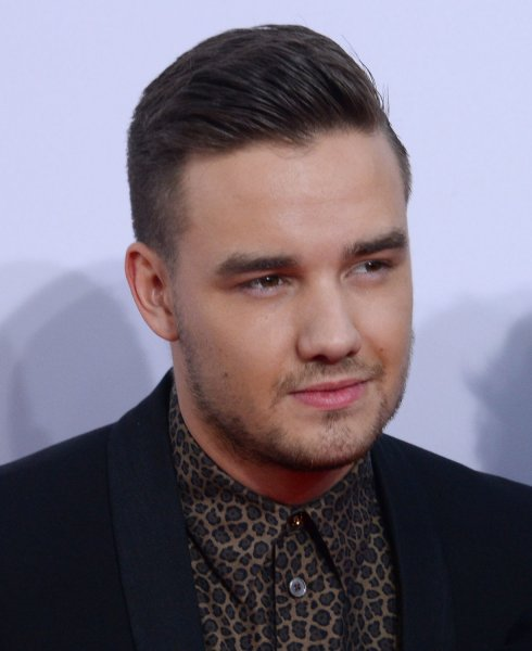 Liam Payne shared a goofy throwback photo in an attempt to cheer up One Direction fans. File photo by Jim Ruymen/UPI